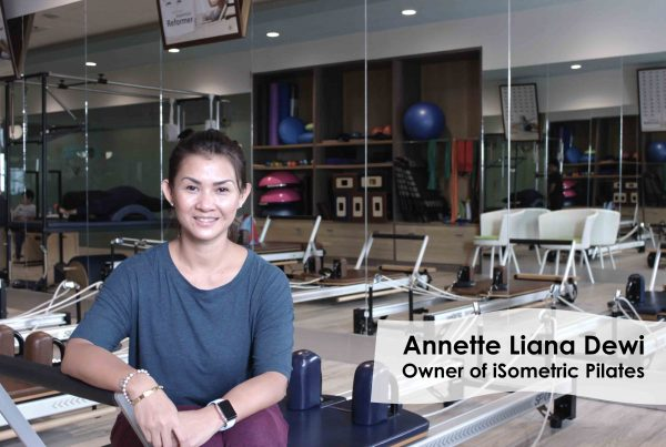 iSometric Pilates Studio Jakarta Pilates Healthy Living