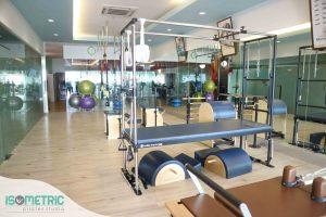 Studio Pilates di Jakarta Selatan