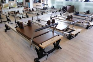 peralatan pilates reformer