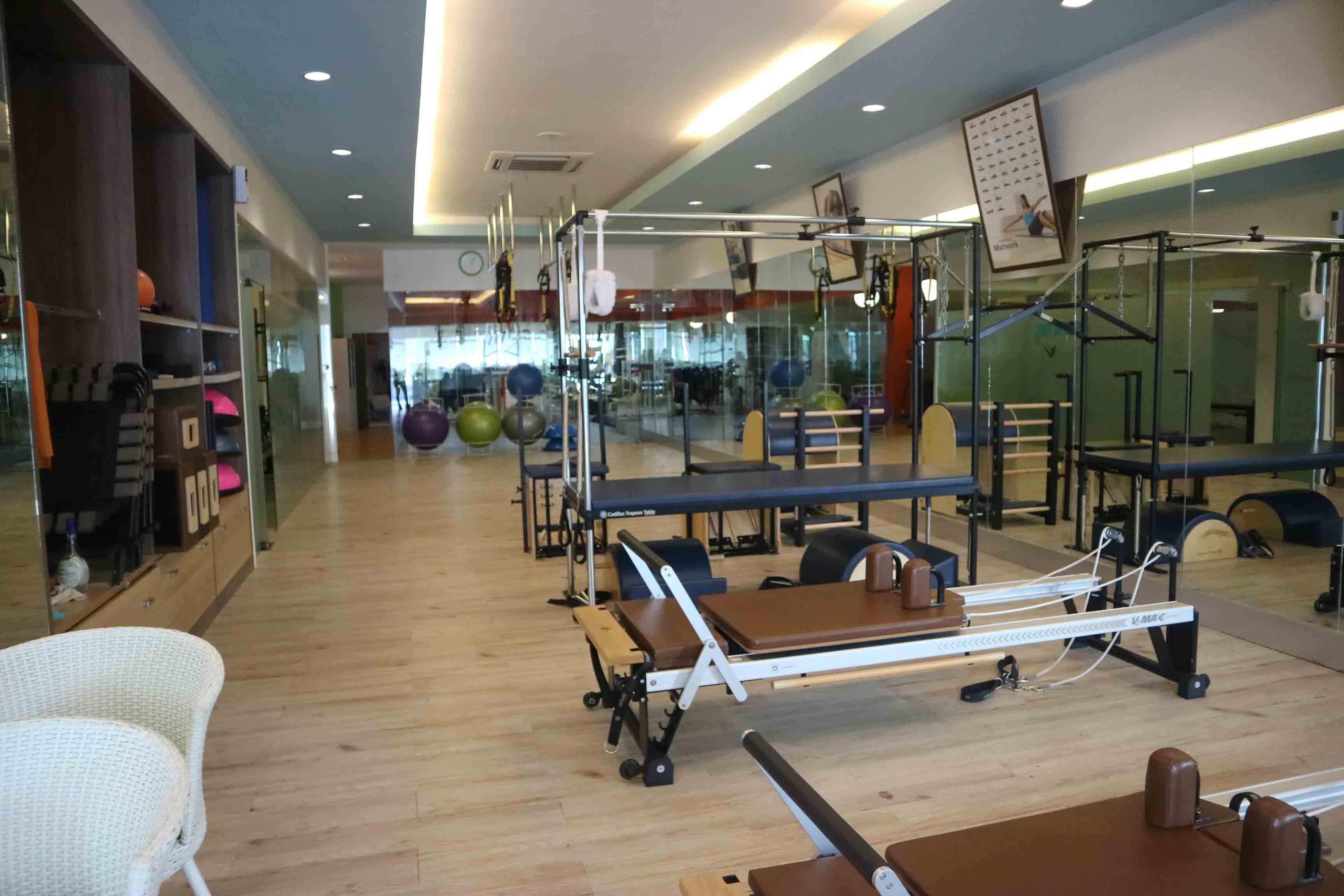 Pilates Memperkuat Otot Inti