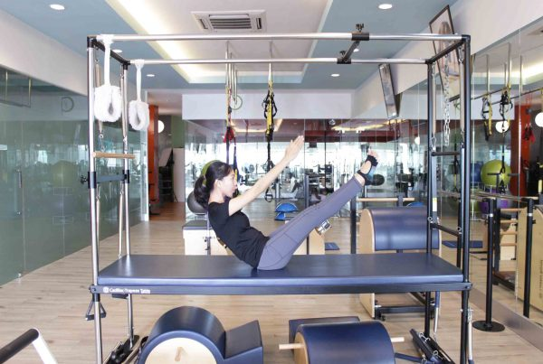 cadillac pilates equipment