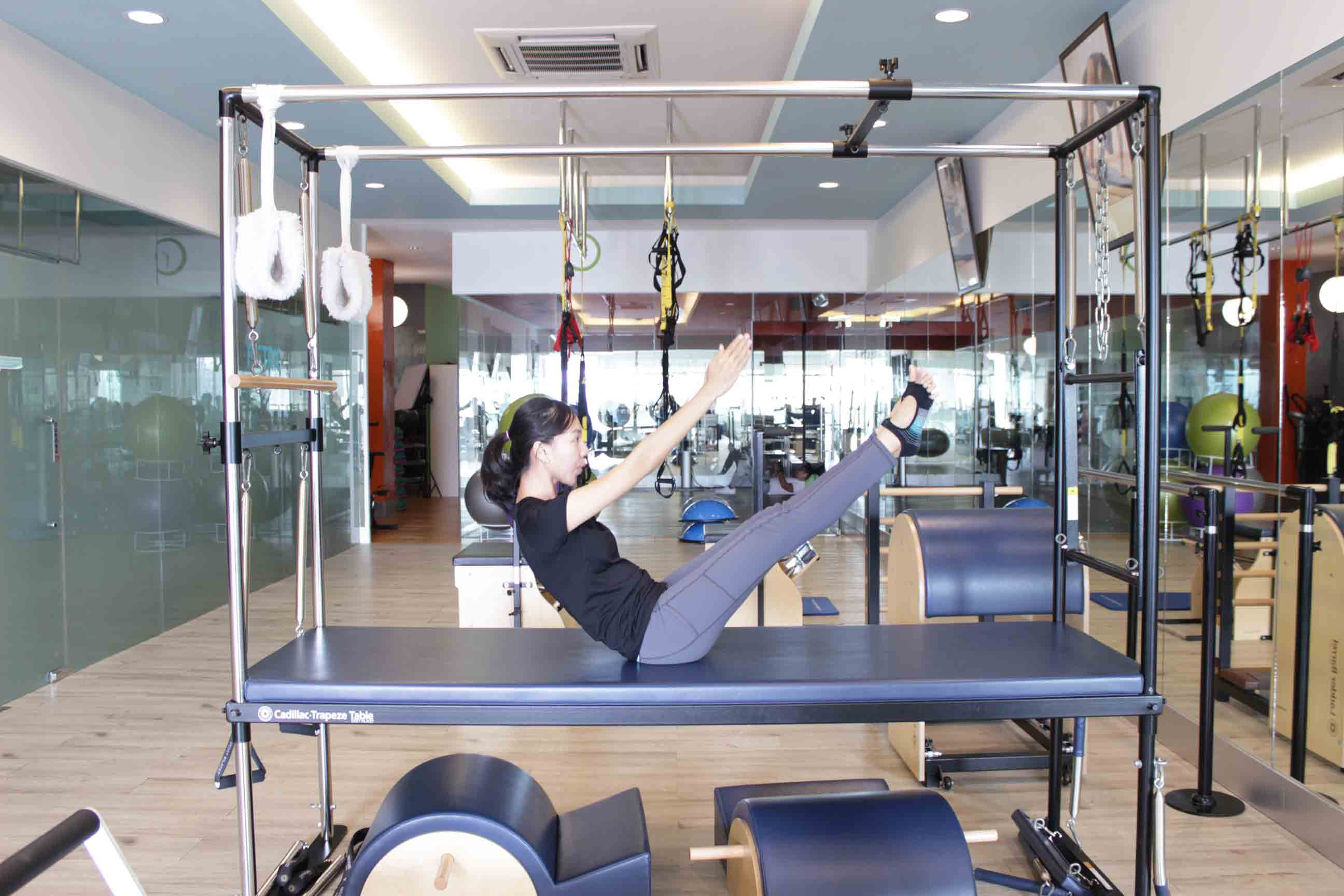 Cadillac Pilates Equipment to Intensify Your Body!