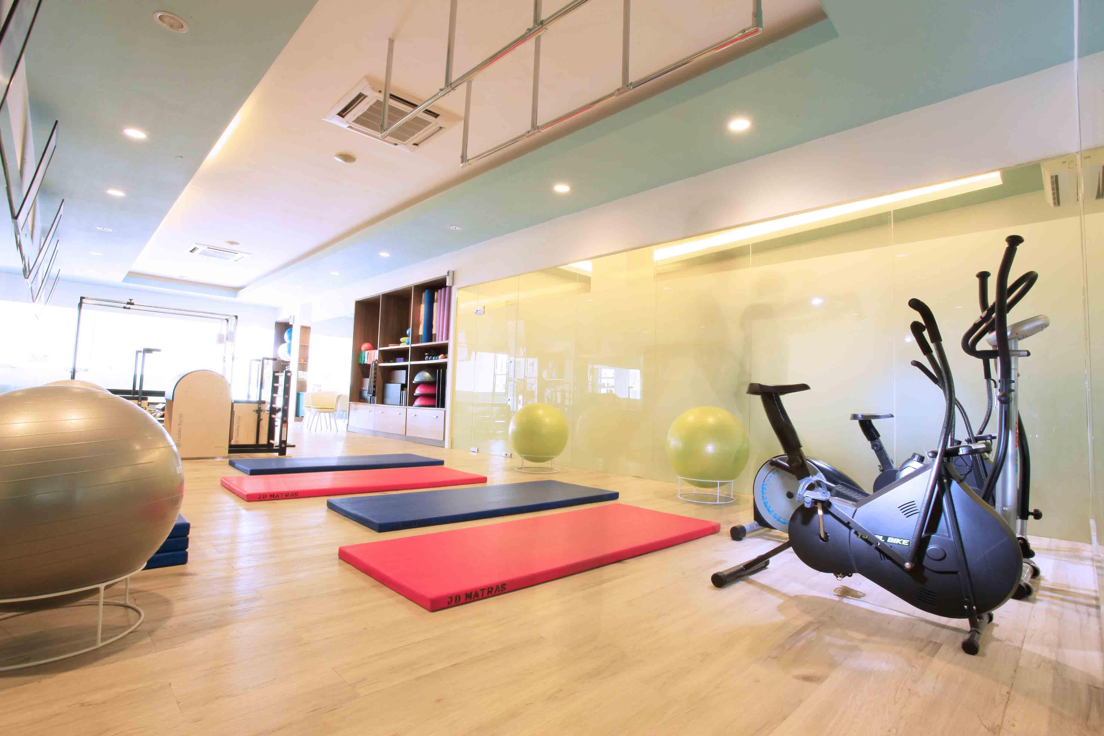 Top Three: Gerakan Dasar Pilates untuk Pemula