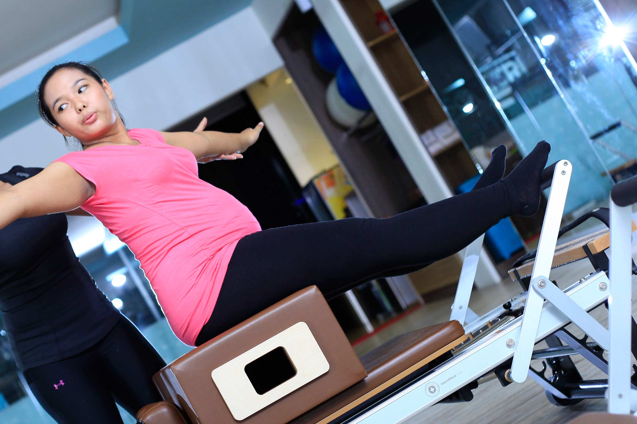 Pilates is safe for Pregnancy