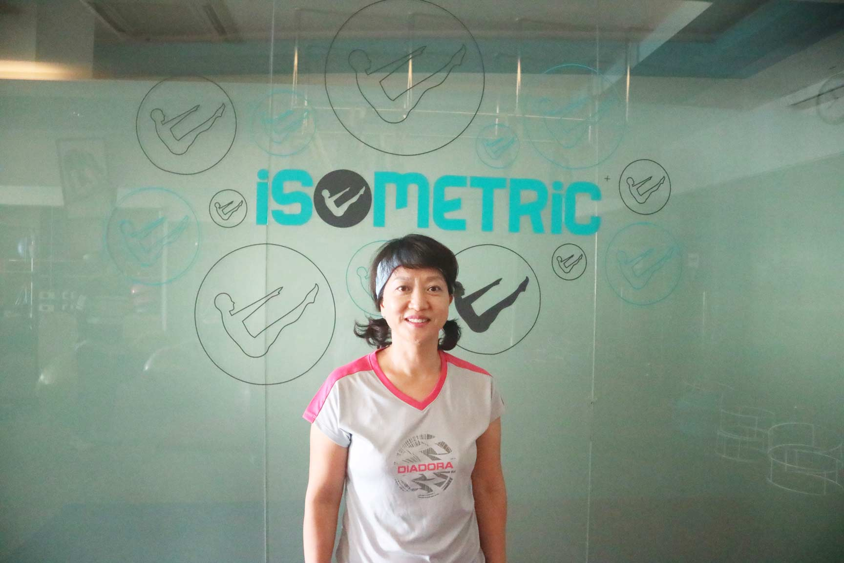 Pilates Testimonial From Susan Choi