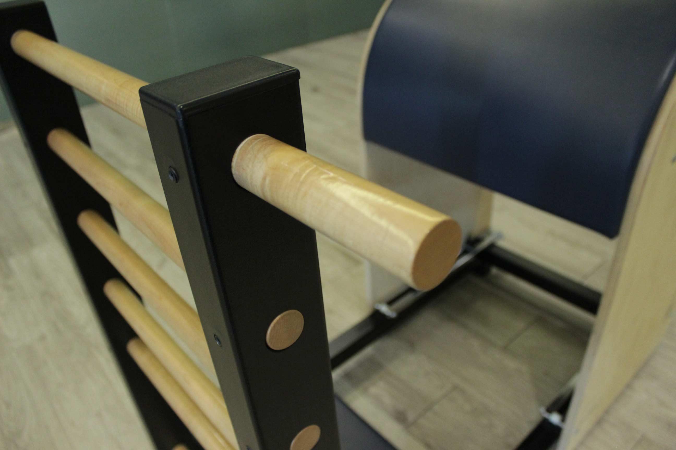 Ladder Barrel Pilates untuk Meningkatkan Fleksibilitas