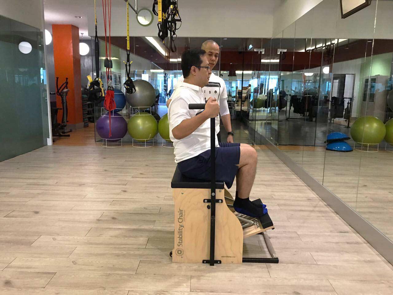 Testimoni Pilates dari Adika Ryanto