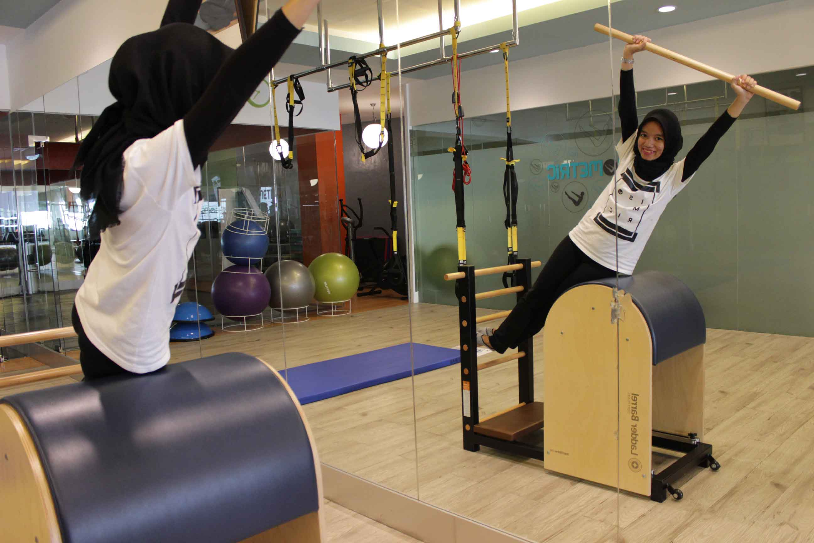 Tone Your Body With Pilates