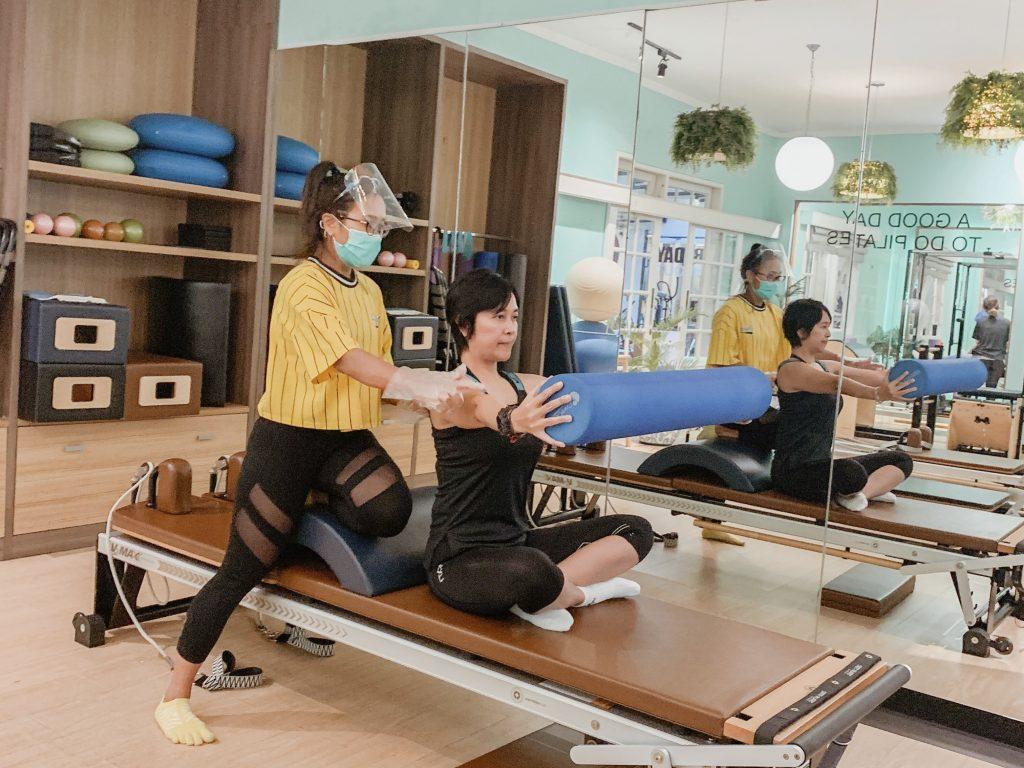 manfaat pilates fleksibilitas tubuh