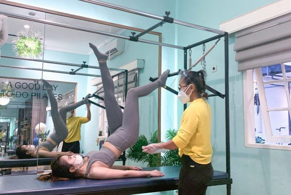 pilates untuk hidup lebih sehat