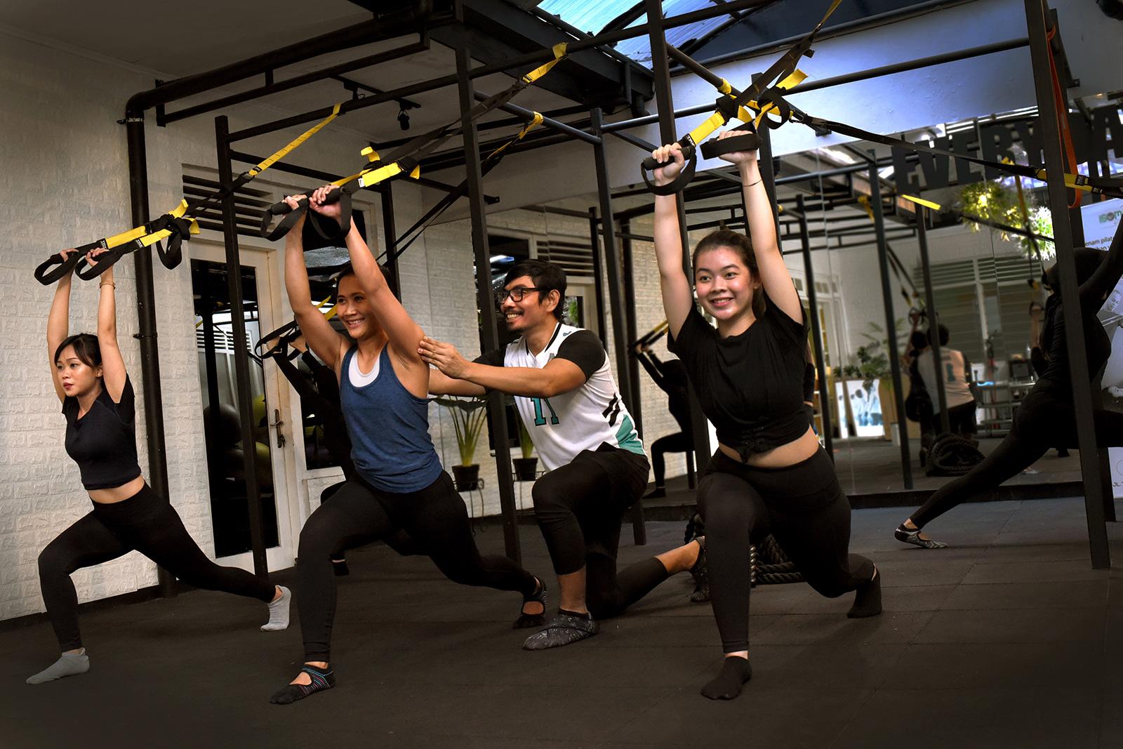 Olahraga Saat Pandemi: Sehat Bersama iSometric Pilates Tebet