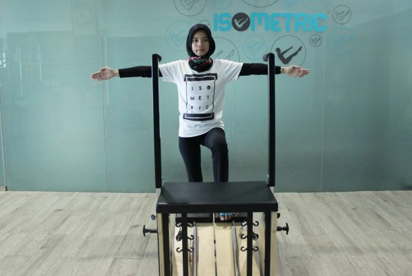 pilates improves physical balance and coordination