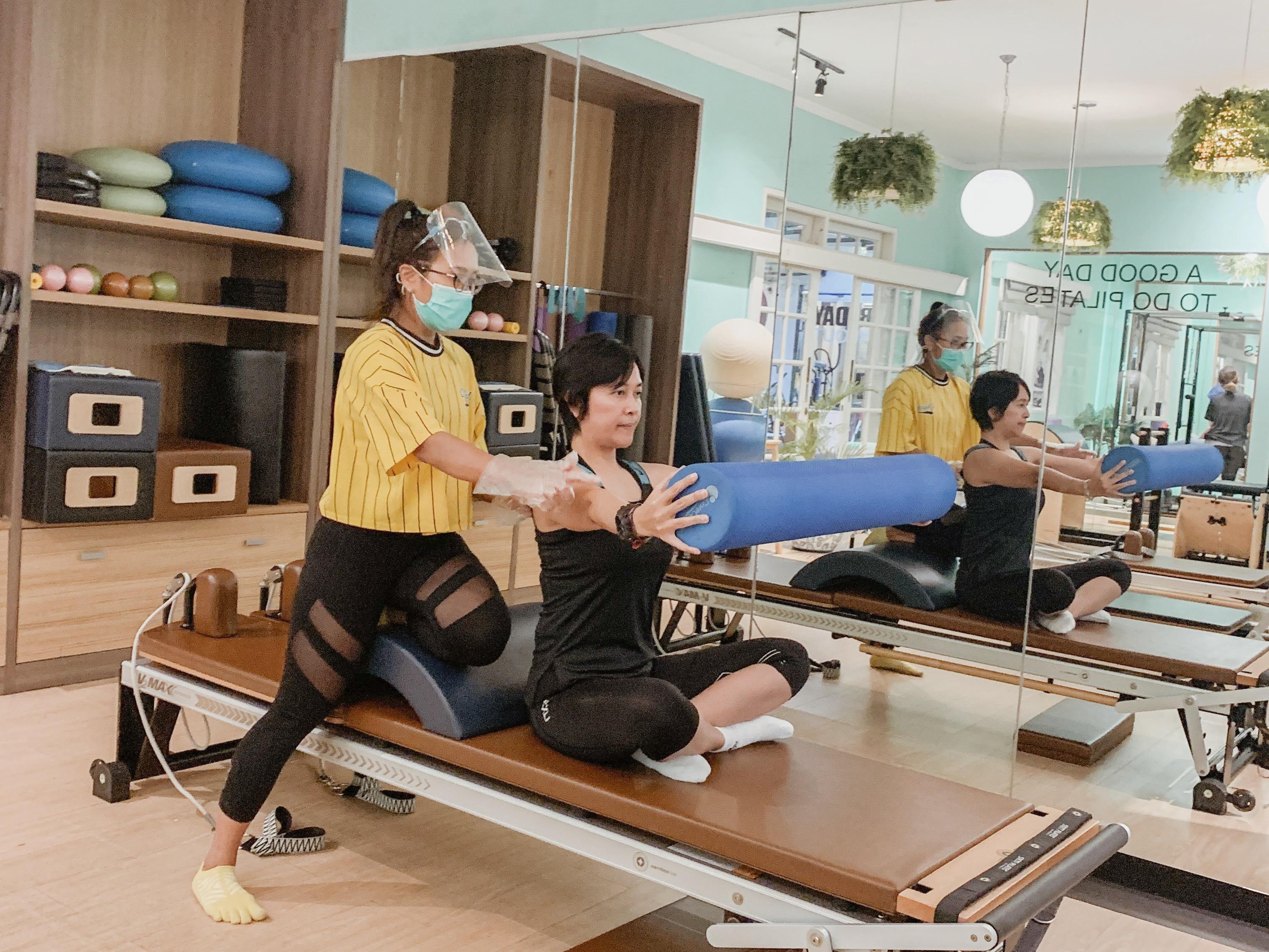 Manfaat Pilates Untuk Fleksibilitas Tubuh