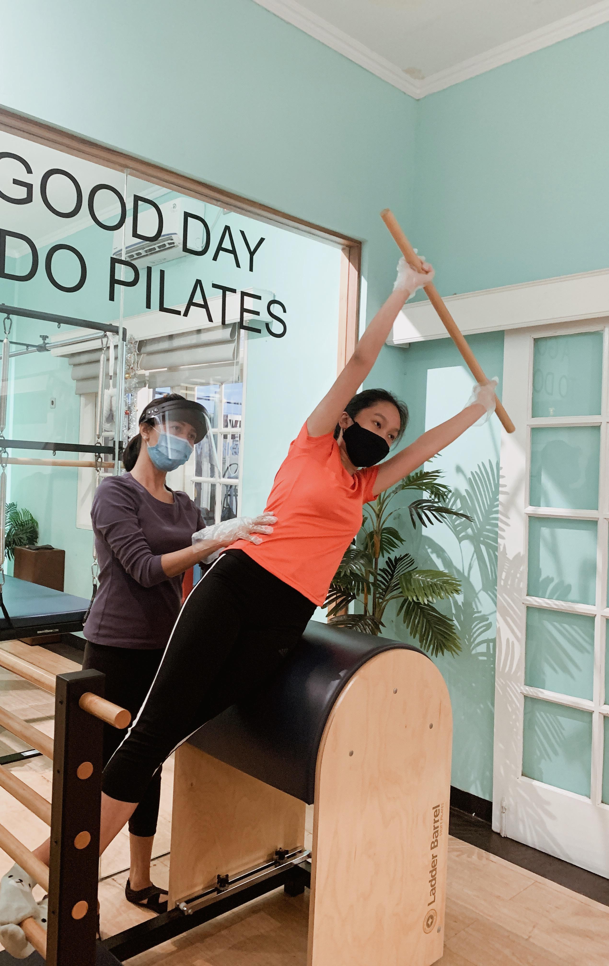Manfaat Pilates: Meningkatkan Kekuatan Otot Inti