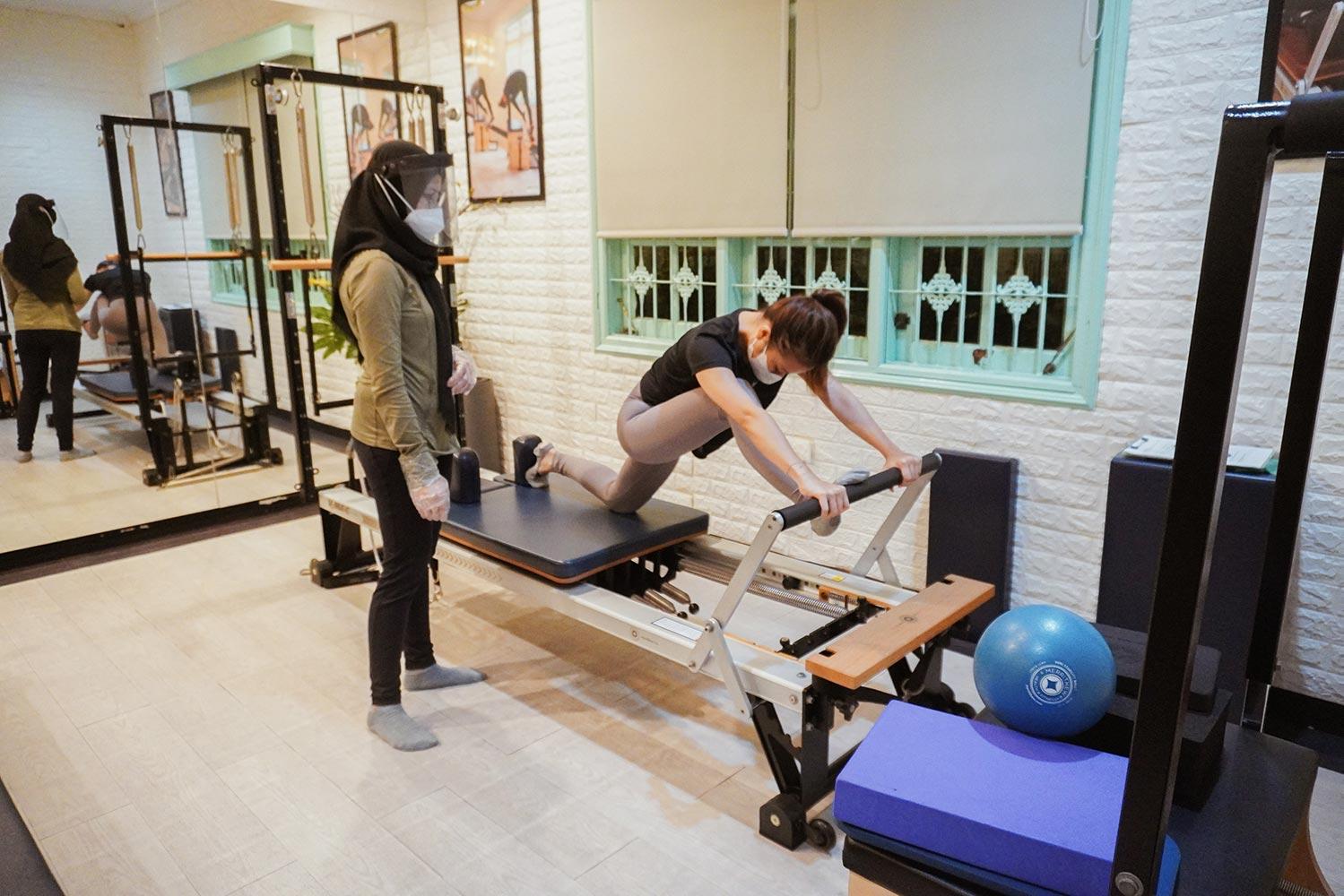 Protokol Kesehatan Pencegahan COVID-19   Isometric Pilates Studio