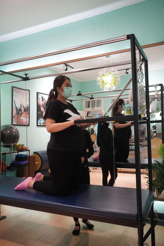Manfaat Pilates untuk Ibu Hamil   Isometric Pilates