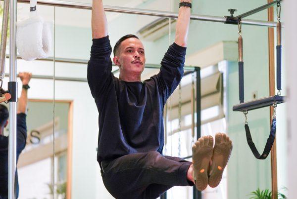 manfaat pilates untuk pria